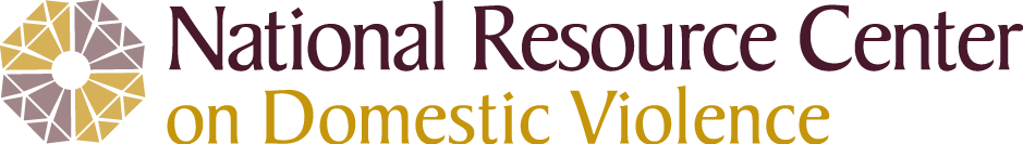 National Resource Center on Domestic Violence Resource Center Logo