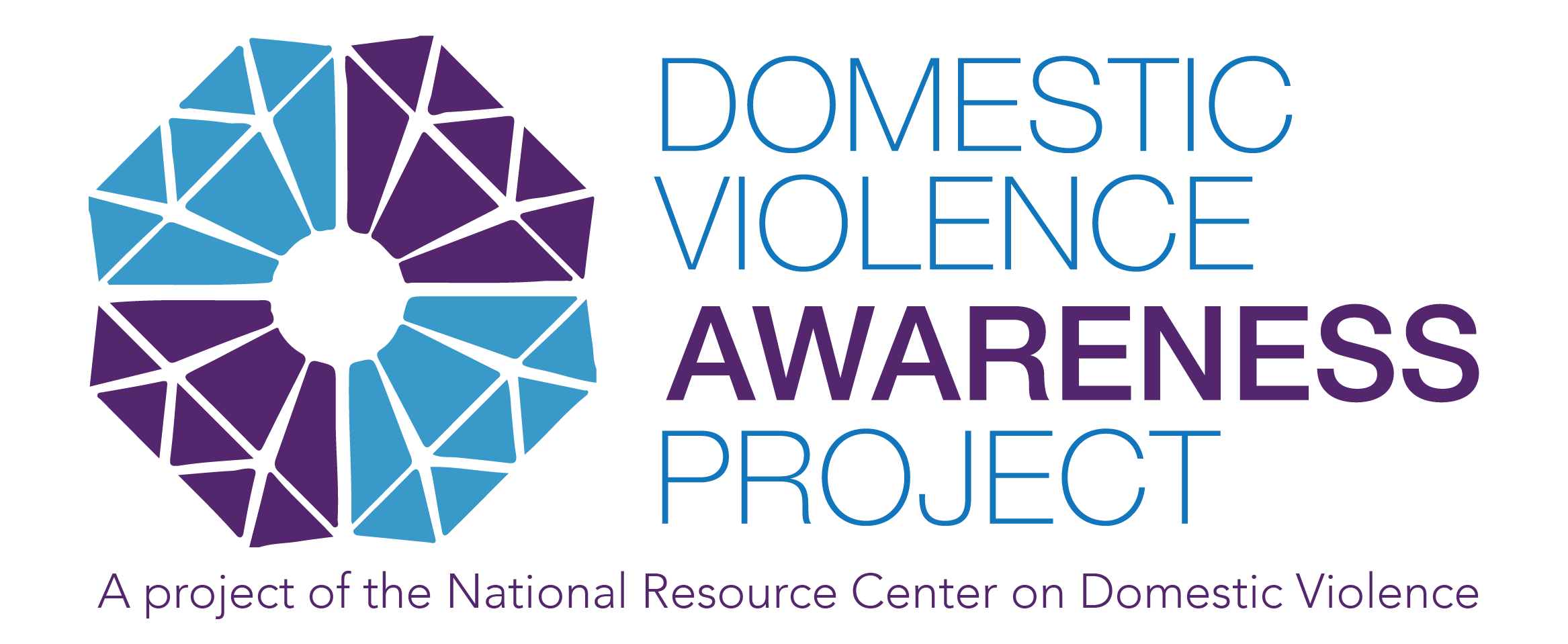 Domestic Violence Awareness Project logo