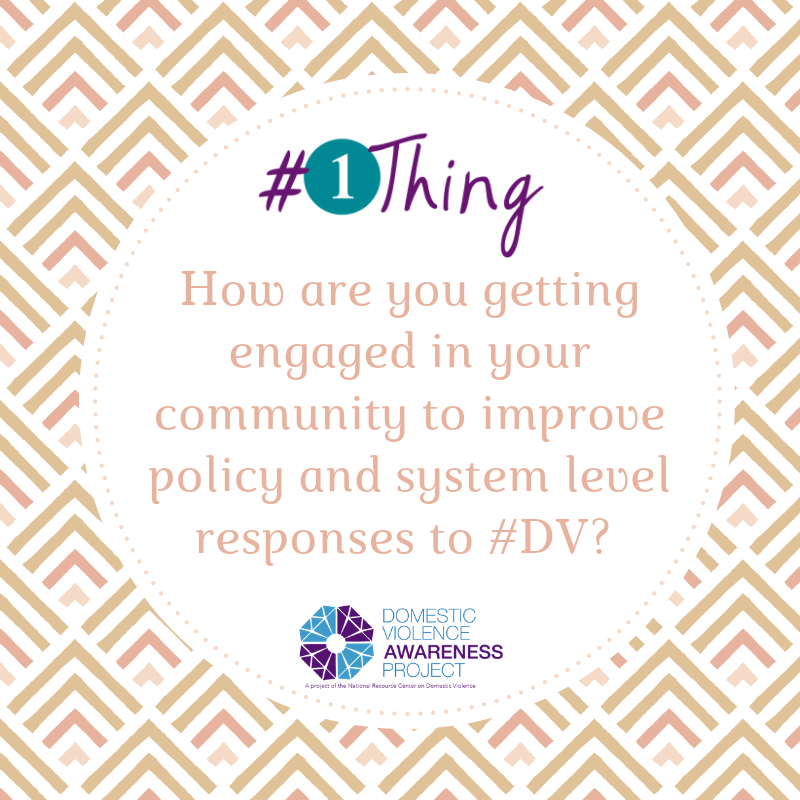 #1Thing community policy